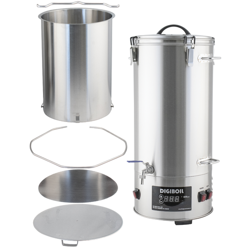Image of the DigiMash Electric All-In-One Brewing System
